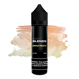 Blends E-liquid Apple Peach 60ml Refresh 3MG