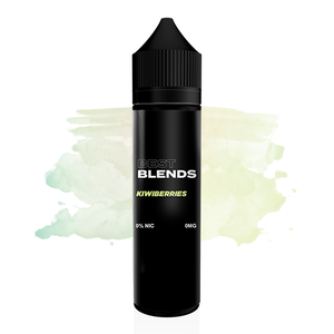 Blends E-liquid KiwiBerries 60ml 100ml refresh 3mg Vape Juice