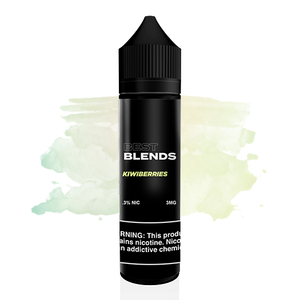 Blends E-liquid KiwiBerries 60ml 100ml refresh 6mg Vape Juice