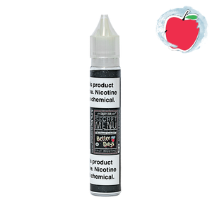 Secret Menu E-liquids Better Days Iced Unicorn 55MG 35MG High Nicotine Menthol Vape Juice
