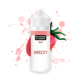 Milkshake E-liquids StrawBerry Vanilla ice cream Unicorn 100ML 0MG Vape Juice