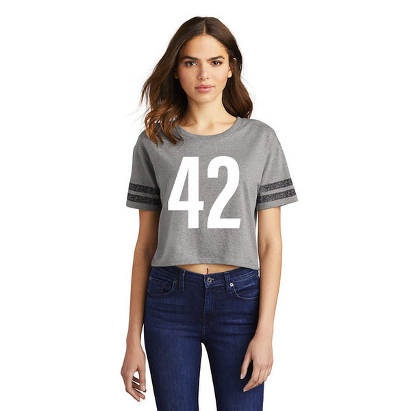 Kimberly Cropped Tee (Customizable)