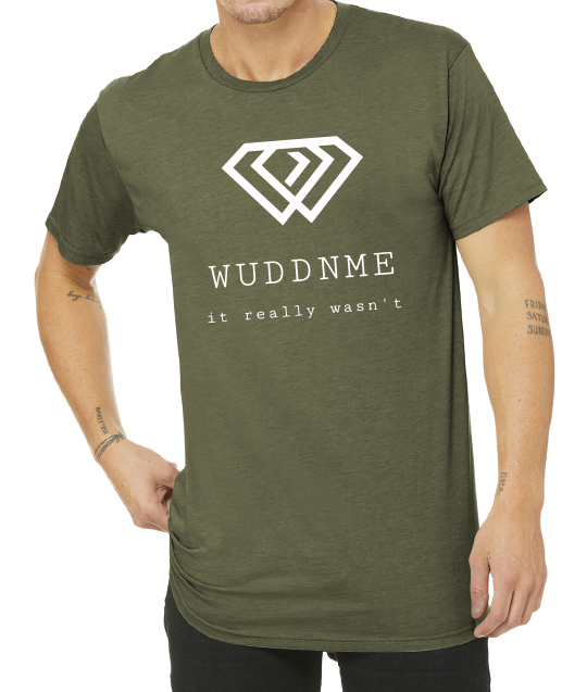 WUDDNME Men's Urban Long Body Tee
