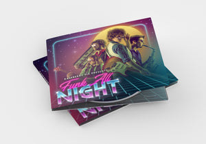 Funk All Night LIMITED EDITION Physical album