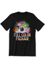 10 Full Color DTG Short Sleeve Shirts
