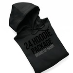 24 Hoodie Package- Screen Print