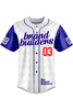Custom Baseball Jerseys (Set of 24)