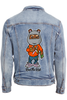 DTG Full Color Denim Jackets