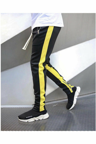 Custom Stripe Track Pants