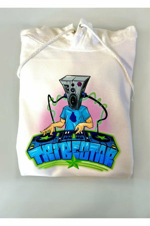 25 Premium Full Color DTG Hoodies