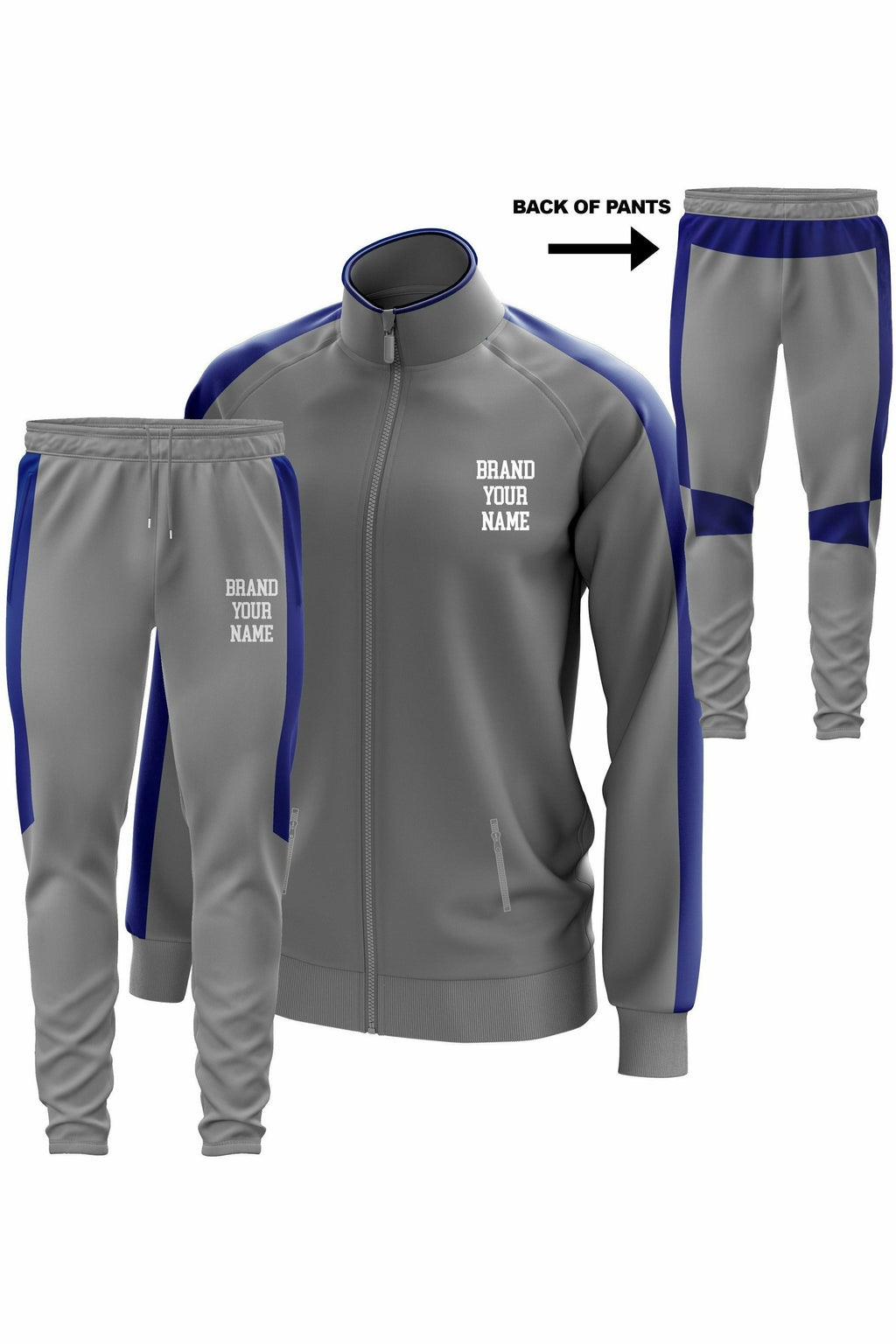 Micro Poly Training Sets (24 Tracksuits)