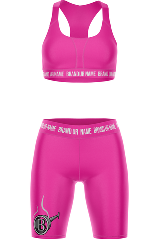 Ladies Custom Sports Set (24 MOQ)