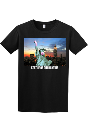 Statue Of Quarantine T-Shirt