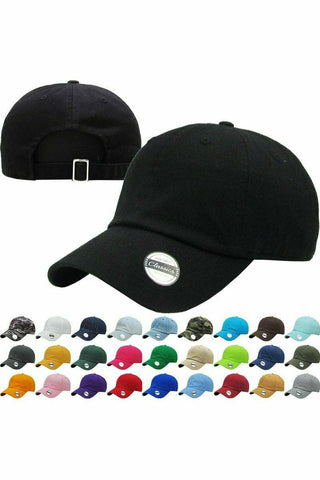 24 Dad Hats Package