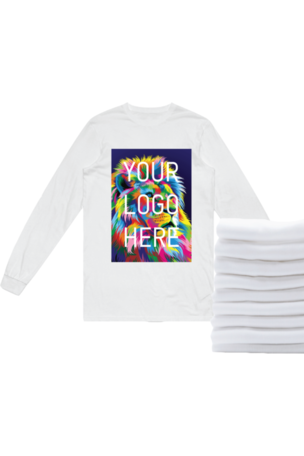 Full Color DTG Long Sleeve Shirts