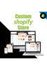 E-commerce Shop Setup