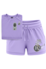 Women's Premium Shorts and Crop T-shirt  Set  (24 MOQ)