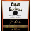 Cream of Kentucky 12.3yr Bourbon Whiskey