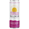 Del Mar Black Cherry Wine Seltzer 4pack
