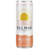 Del Mar White Peach Wine Seltzer 4pack
