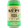 Kupu Gin & Tonic Canned Cocktail