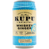 Kupu Whiskey Ginger Canned Cocktail