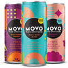 Movo Wine Spritzers Variety 4pack