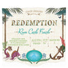 Redemption Rum Cask Finish Rye Whiskey