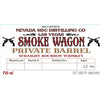 "Smoke Wagon 12 Year ""The James Madison Barrel"" Chip's Liquor Private Selection"