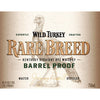Wild Turkey Rare Breed Barrel Proof Rye Whiskey