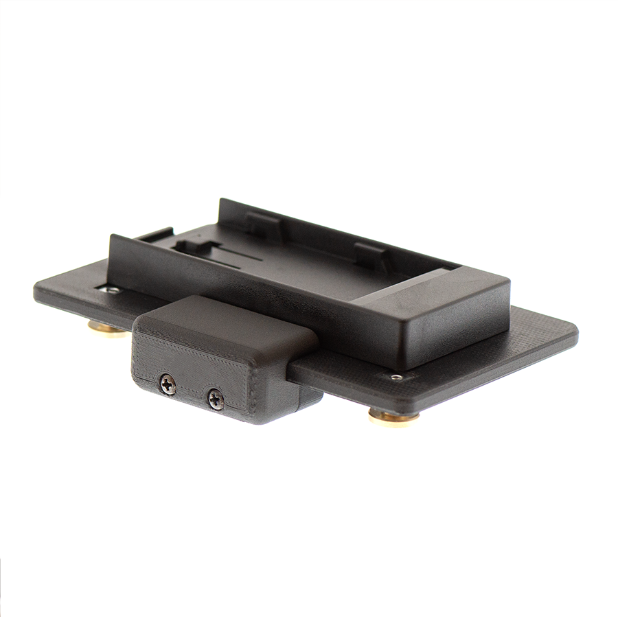 Sony BP-U to Gold Mount Battery Adapter