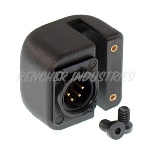 XLR Power Adapter for Intersex Plate