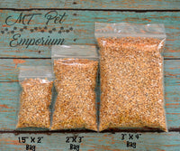 Organic Corn Meal - Hermit Crab Food