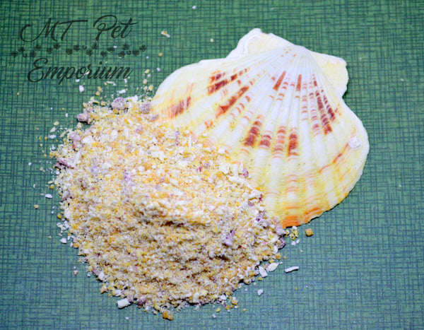 Raspberry Crumble - Hermit Crab Food