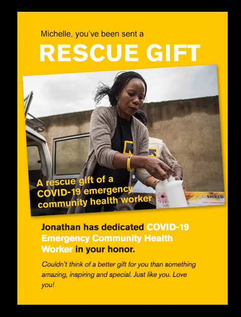 COVID-19 Emergency Community Health Worker