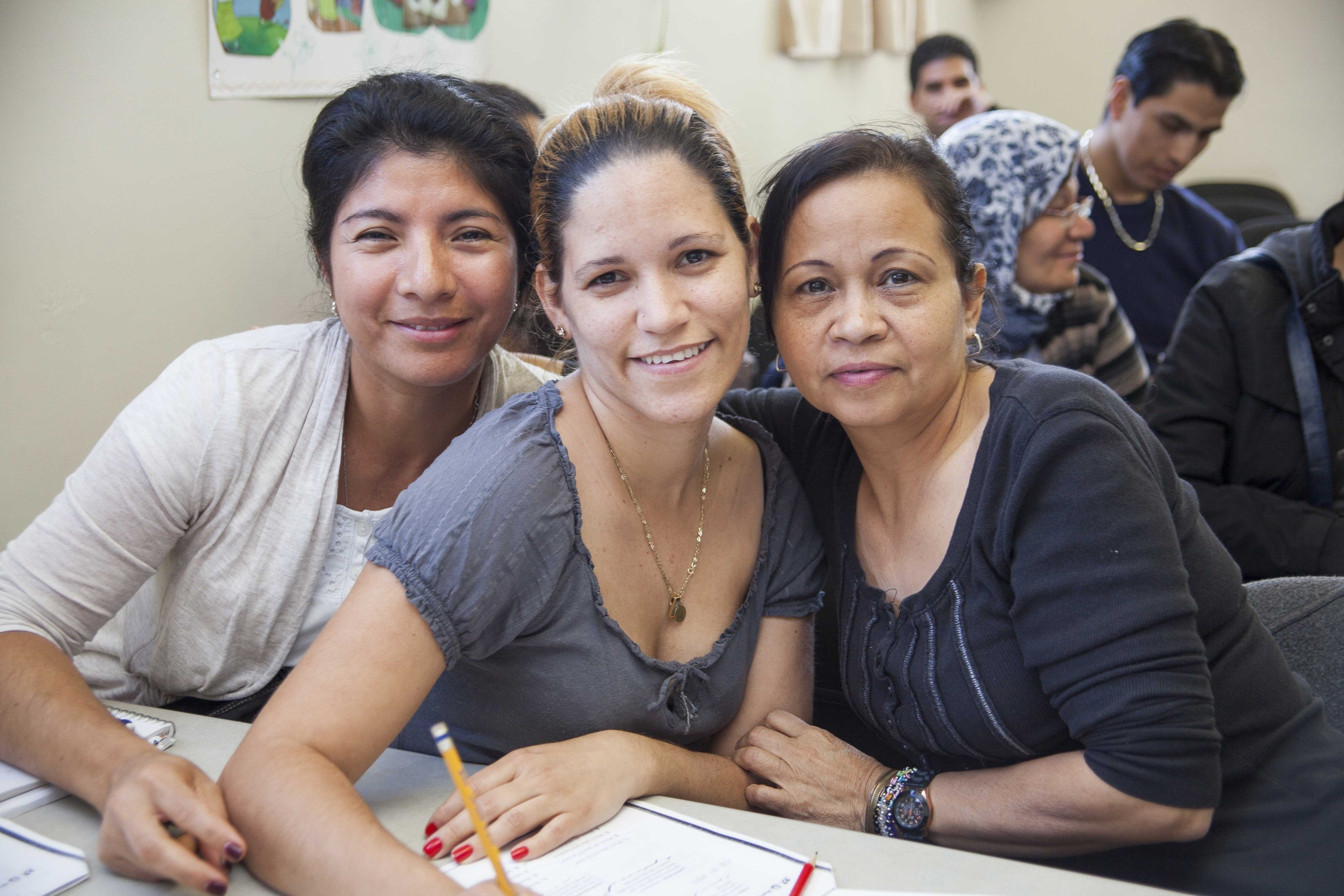 English Classes for Refugees