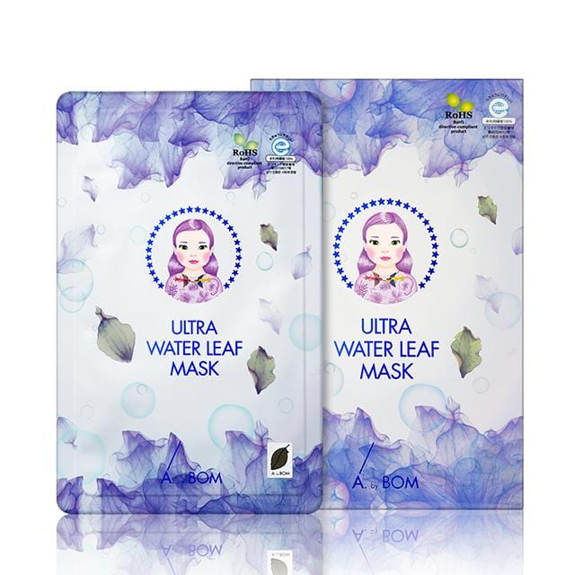 ABYBOM Ultra Water Leaf Mask - lamisebeauty