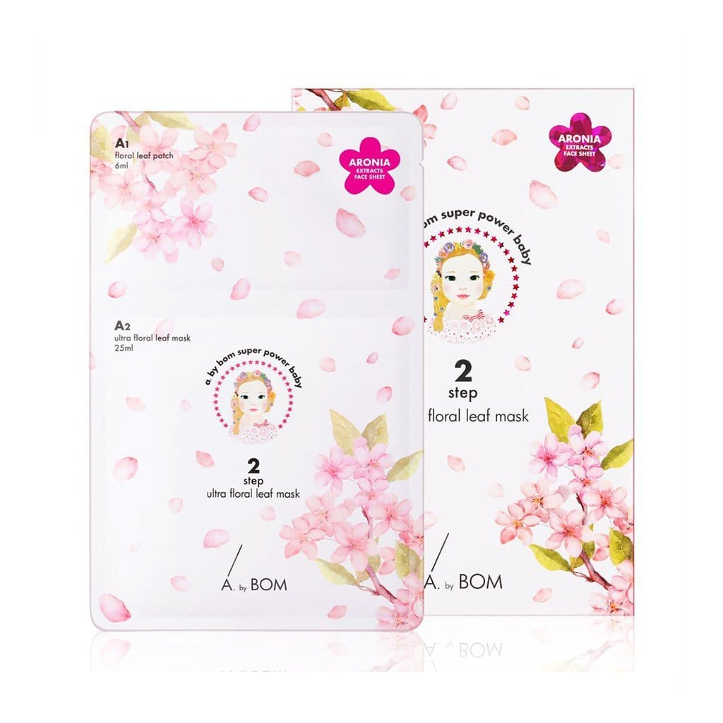 ABYBOM Ultra Floral Leaf Mask