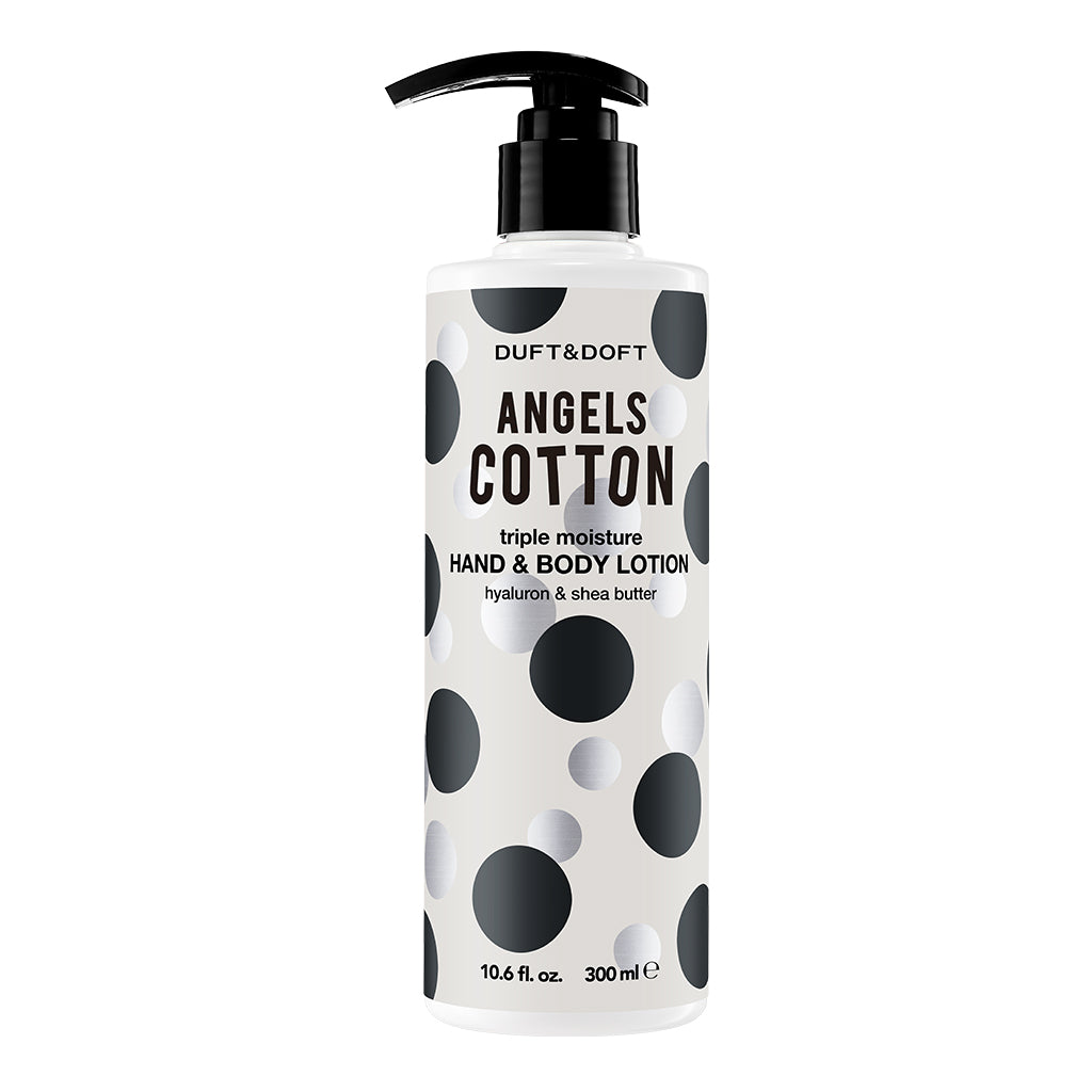 DUFT&DOFT Angels Cotton Triple Moisture Hand & Body Lotion