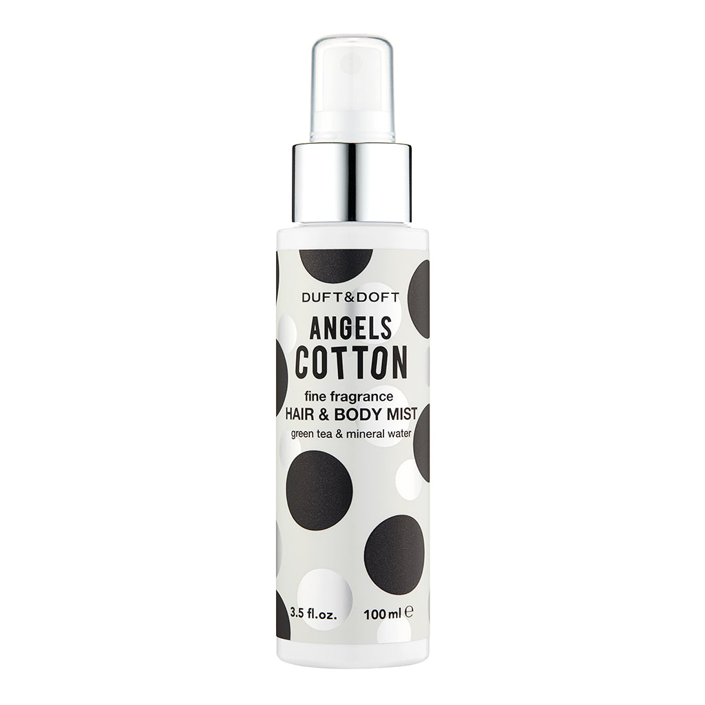 DUFT&DOFT Angels Cotton Fine Fragrance Hair & Body Mist