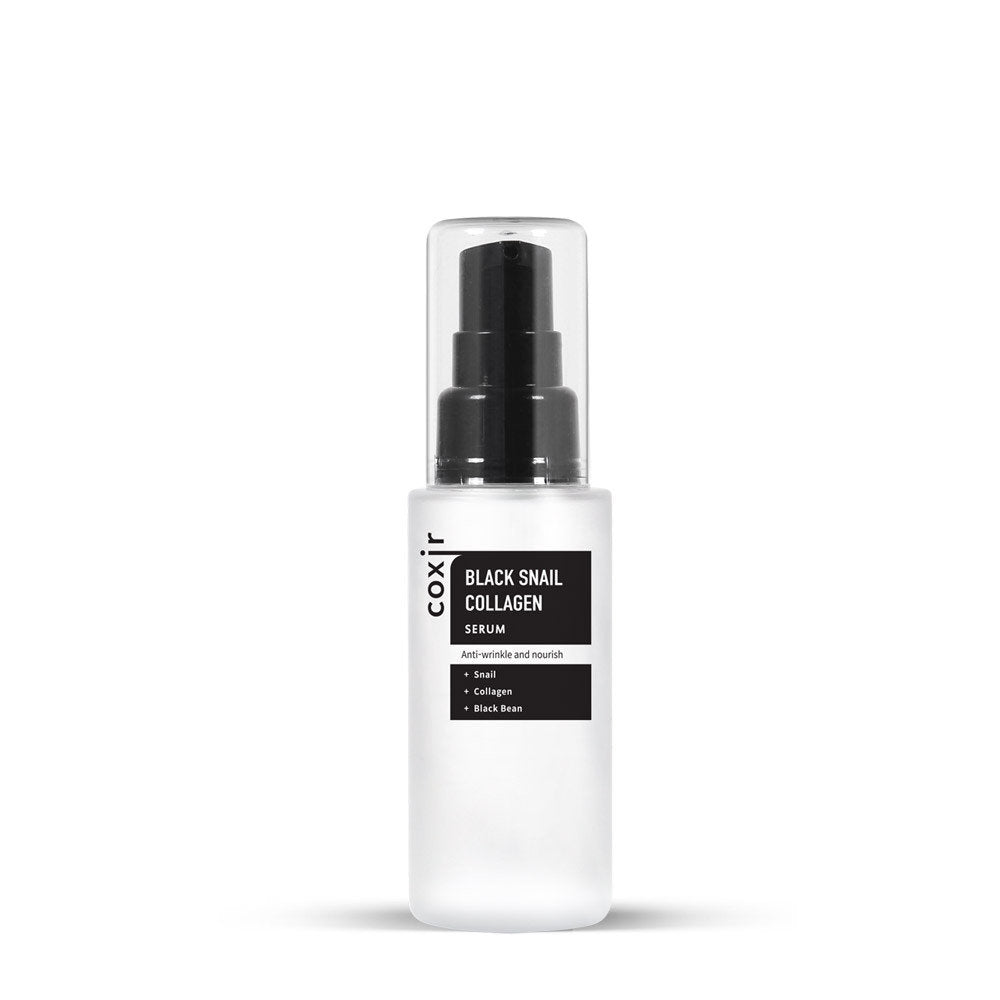 COXIR Black Snail Collagen Serum
