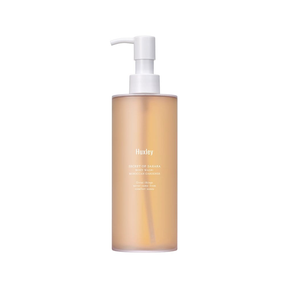 HUXLEY Body Wash; Moroccan Gardener - lamisebeauty