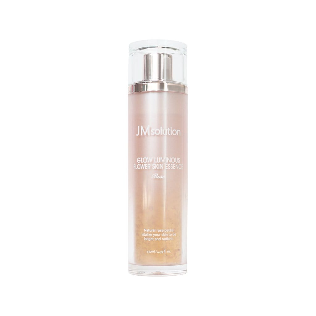 JMSOLUTION Glow Luminous Flower Skin Essence Rose - lamisebeauty