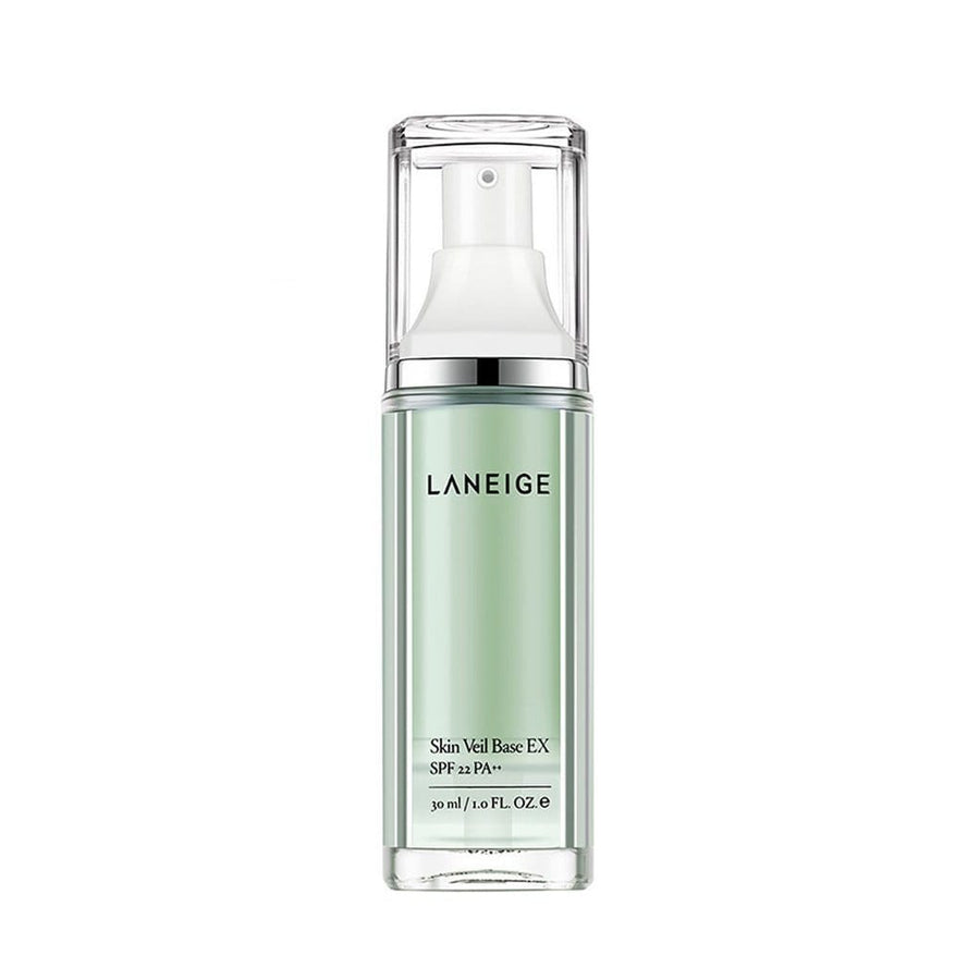 LANEIGE Skin Veil Base EX SPF22 PA++ - Light Green - lamisebeauty