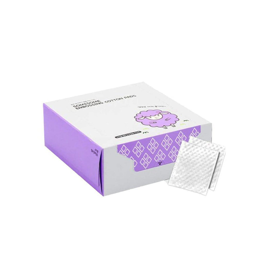 SOMISOME Embossing Cotton Pads - lamisebeauty