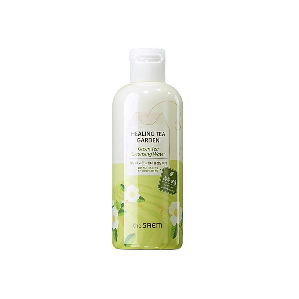 THE SAEM Healing Tea Garden Green Tea Cleansing Water