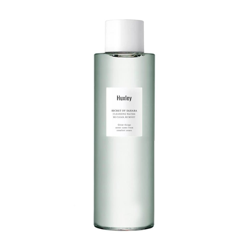 HUXLEY Cleansing Water; Be Clean, Be Moist - lamisebeauty