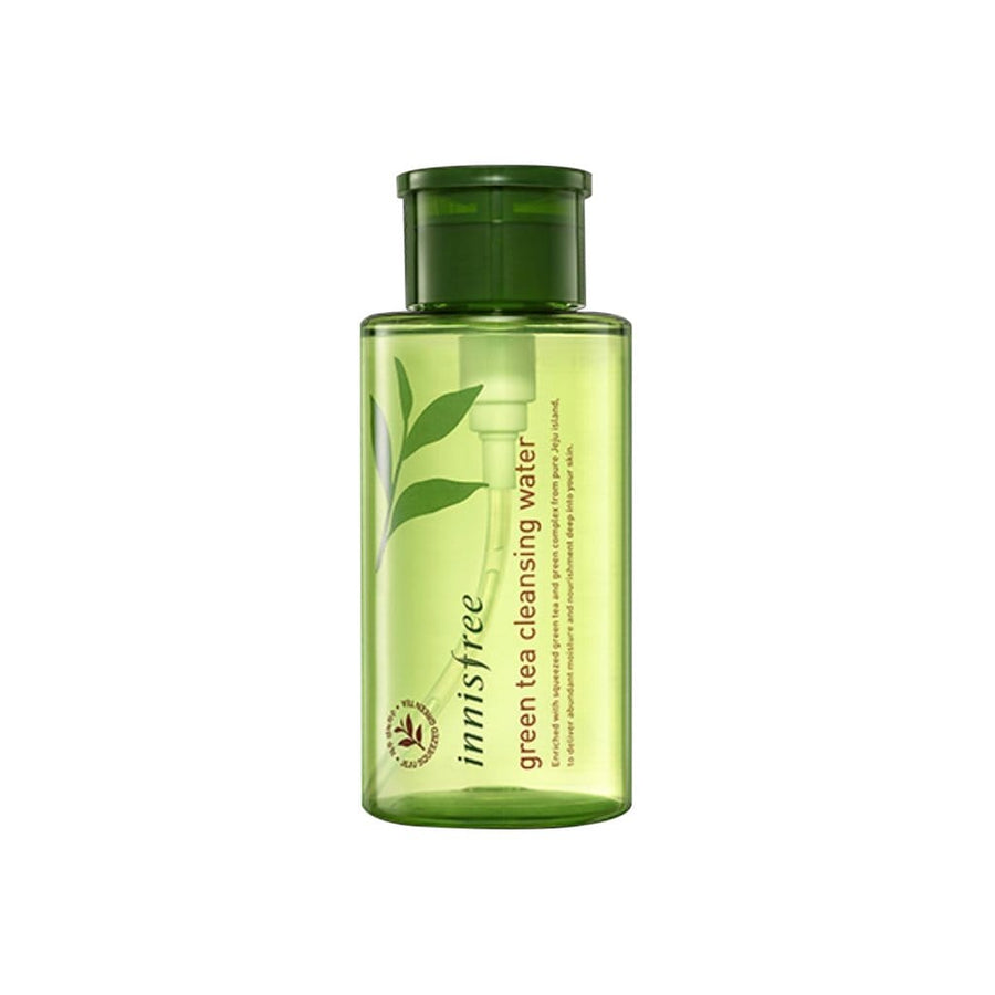 INNISFREE Green Tea Moisture Cleansing Water - lamisebeauty