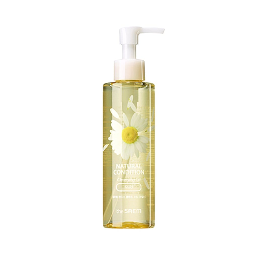 THE SAEM Natural Condition Cleansing Oil (Mild)
