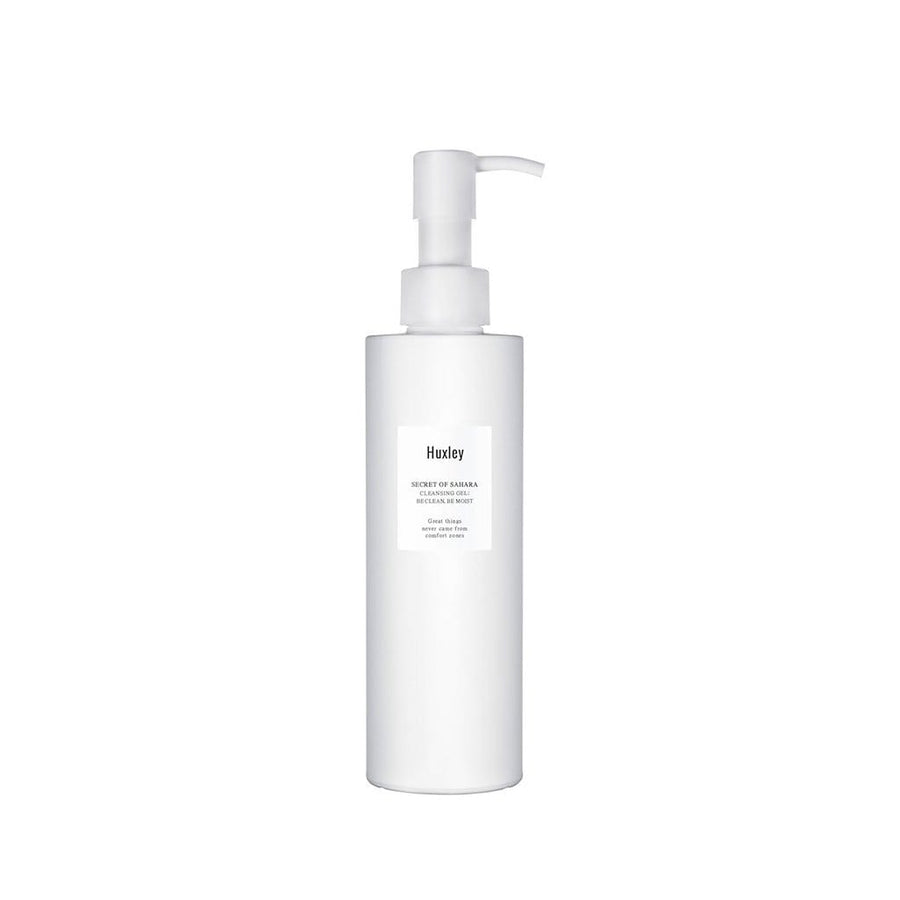 HUXLEY Cleansing Gel; Be Clean, Be Moist - lamisebeauty